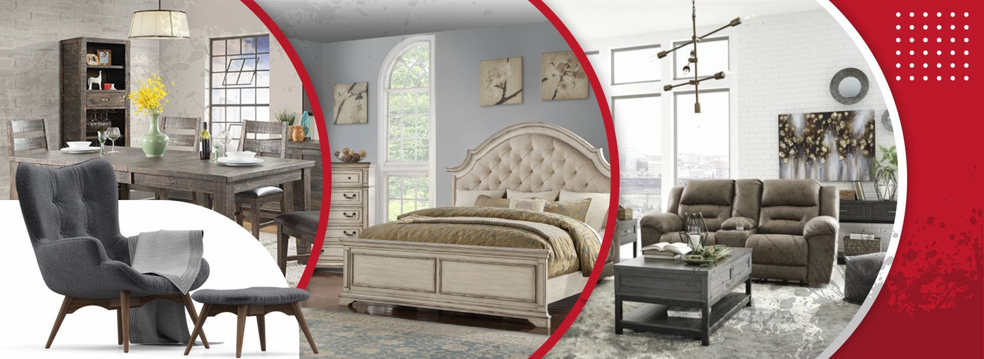 Furniture - Tulare - Hanford - Porterville - Delano - Fresno